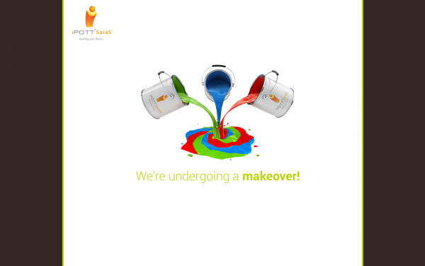 We are undergoing a Makeover !