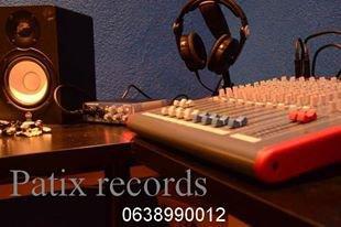 مفتوح إستوديو التسجيلات الصوتية ( Patix récords )