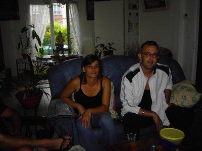 ma mère et mon bo père