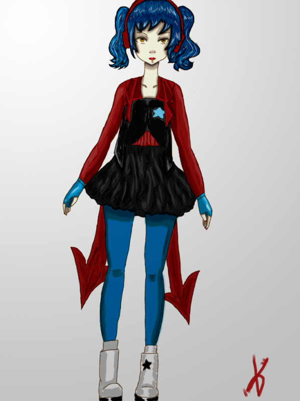 Makoto - Mascotte pour Eletrotaku
