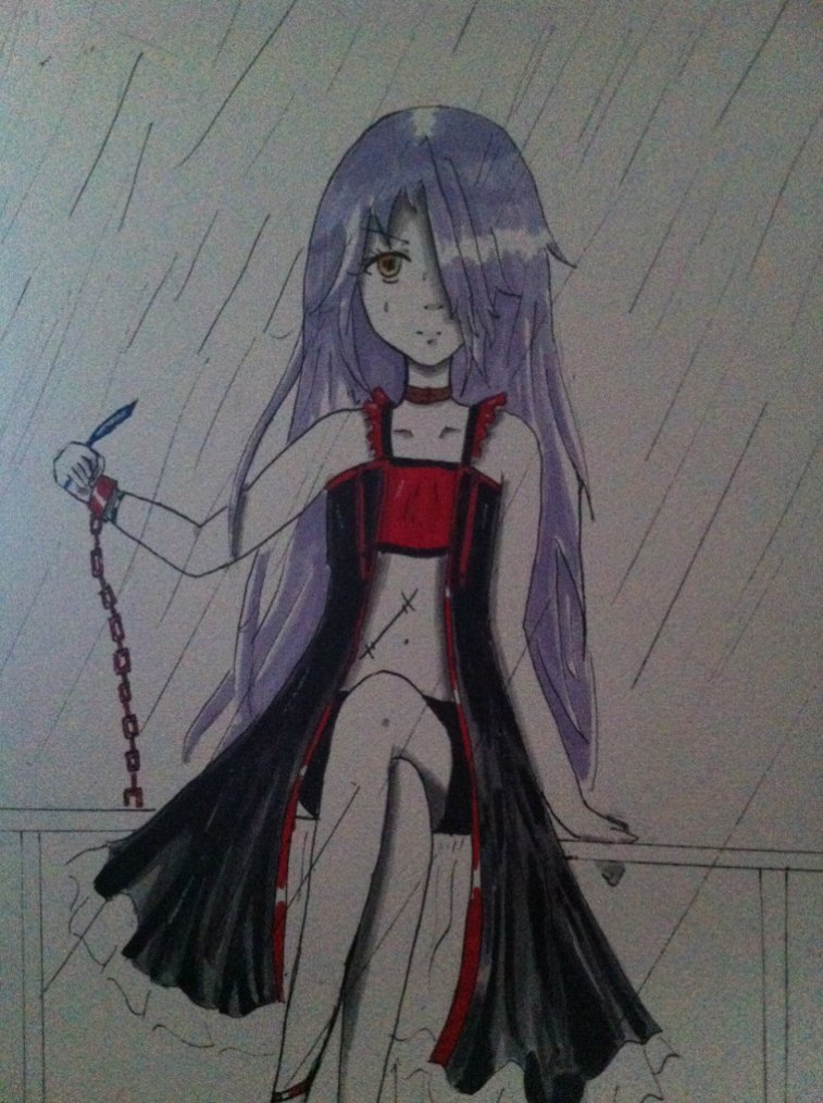 OC : Hana alias VII