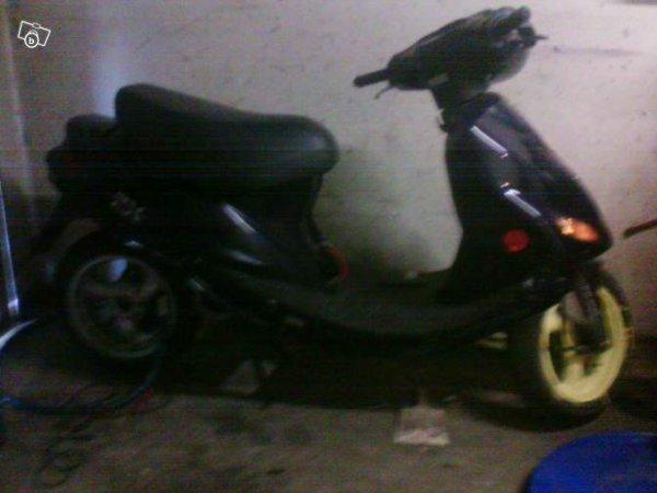 mon enciens  scooter