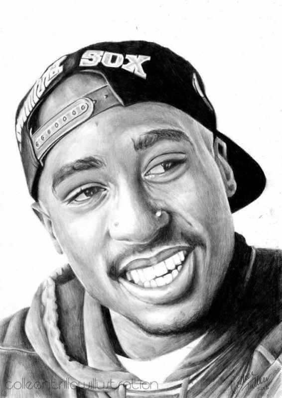 Hors Chapitre : #R.I.P Tupac ♥