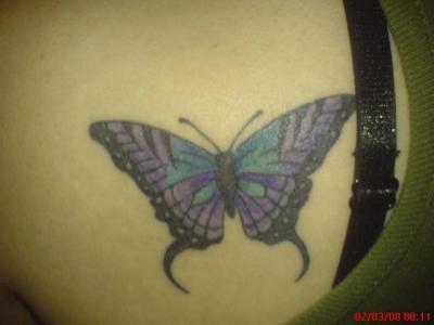 voici mon tatouage