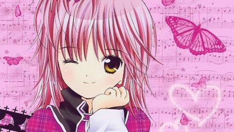 Personnage: Hinamori Amu