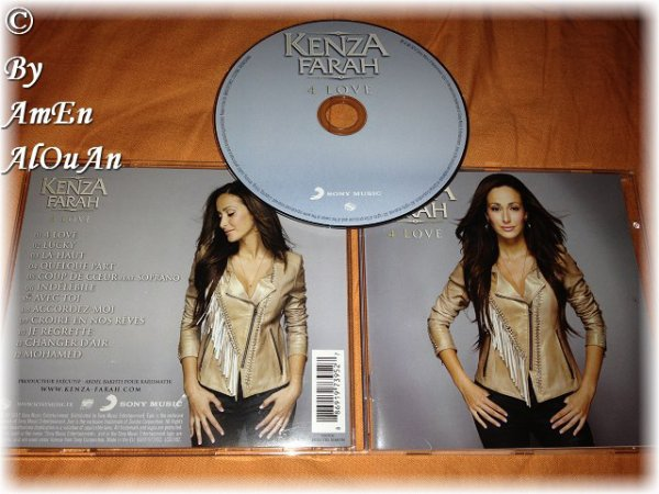 ★Exc New // R&B.Fr AlBuM★Kenza_Farah-4_Love-2012