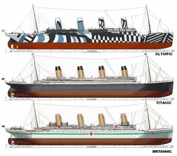 bateau l'olympic