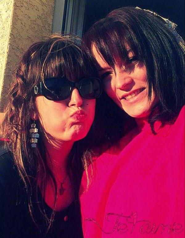 Une soeur . ♥