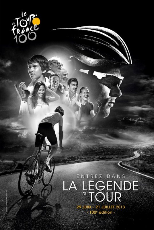 Tour de france de légende les participants