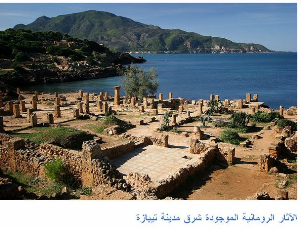 plage tipaza