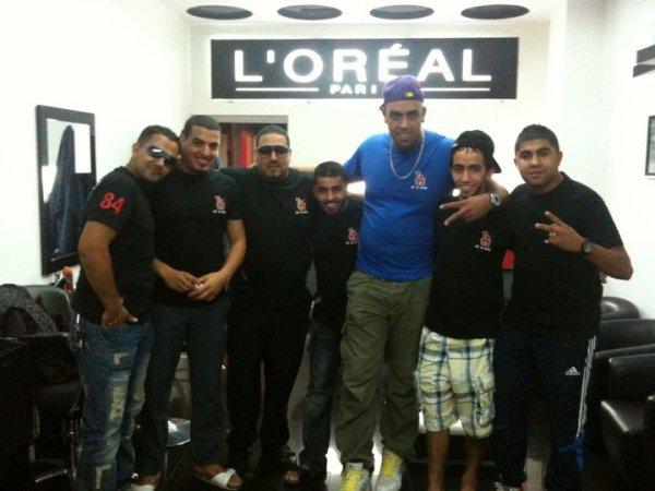 Sponsor officiel de KZA coiffure