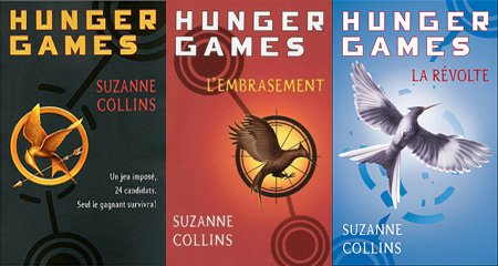 Hunger Games - Suzanne Collins ♥