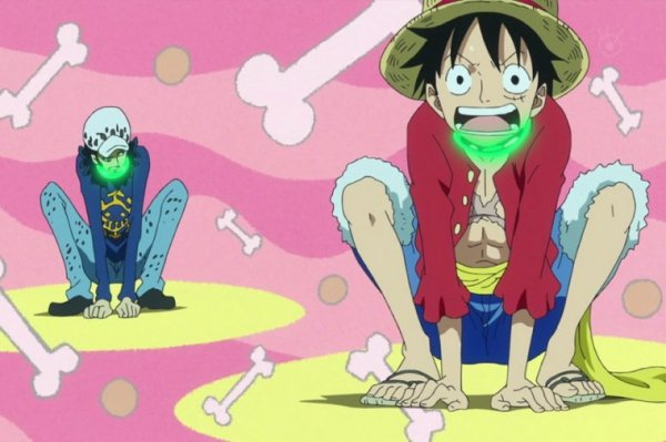 Moments mdr de one piece