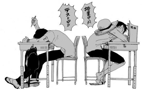 Fan fiction Lycée Shin Sekai (10) ❤️