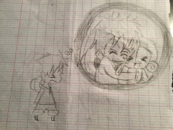 Chibi Luffy (2) ! :3