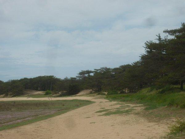 7 juin Les sables d'Or à ERQUY