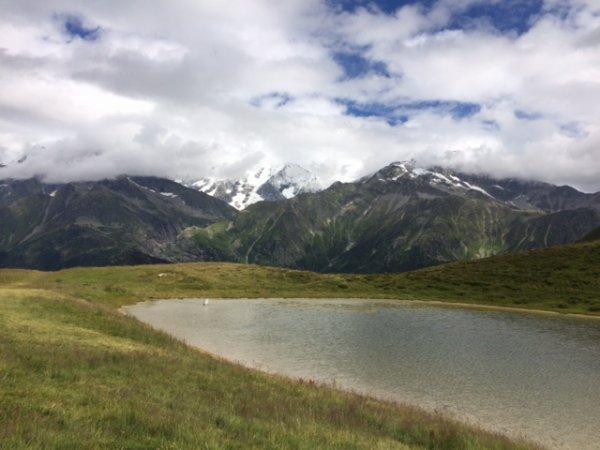 jeudi 27 juillet lac de roselette
