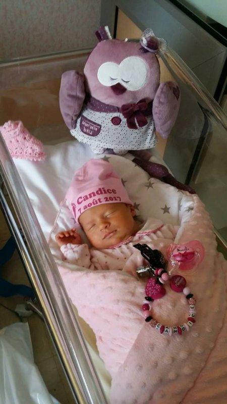 7 août 2017 naissance de candice,petite soeur de benjamin et mathilde en bretagne