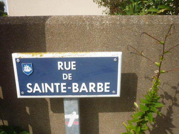 """Bréhec-plage 18/09  ....lotte...tarte pruneaux au calva!!!""""chez Tonton""""...miam"""