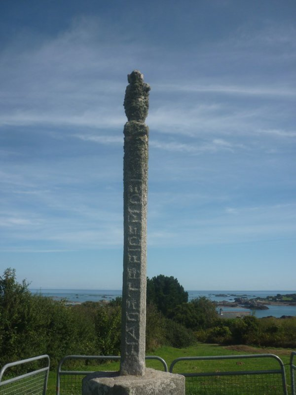 Vendredi 22 septembre paimpol,abbaye de Beauport et croix des veuves à ploubazlanec