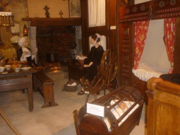 dimanche 24 septembre  : BINIC  , musée traditions vie rurale en bretagne