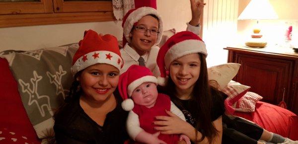 encore Noel et en famille