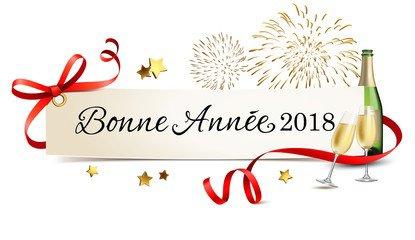 BONNE ANNEE 2018 à tous