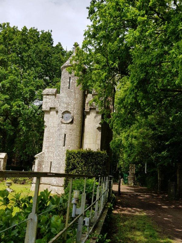 dimanche 13 mai  château de Kériolet et Ste Marine