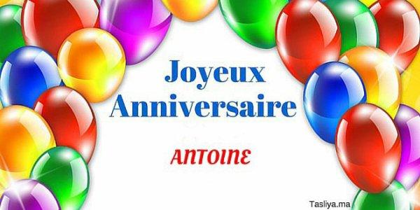 Joyeux Anniversaire Antoine 6 Juin A Lanniron Blog De Mamili