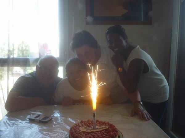 1er juilet.Bon anniversaire Ambre...11 ans déjà et de gros bisous de papili et mamili.