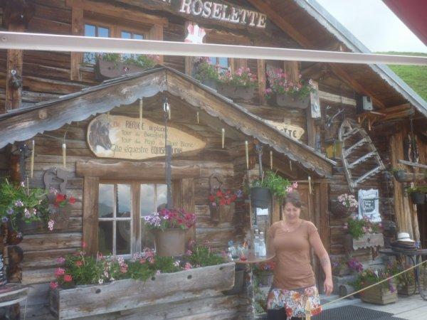 dimanche 8 juillet  au SIGNAL et...auberge de la roselette