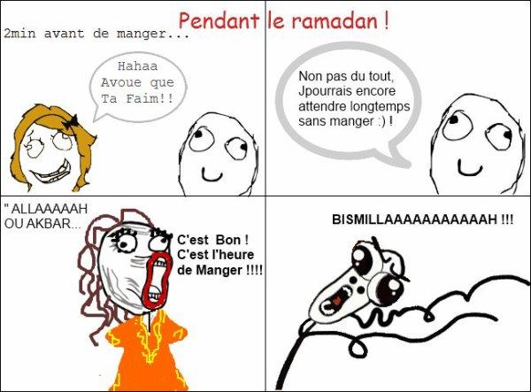 Siyam , Le Jeûne (Ramadan) ; 4ème Pillier de L'Islam