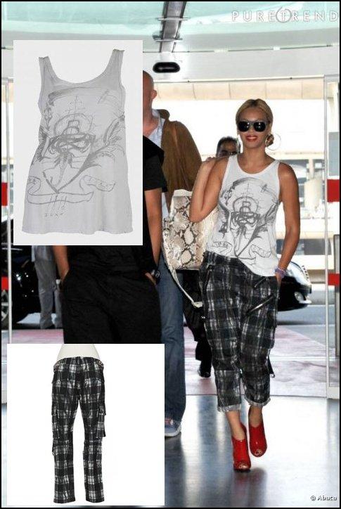Beyonce Journée tendance