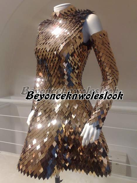 Beyonce Look in ( On the set teaser )