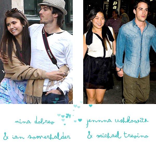 . . Elisez le couple de l'été ! . Parmi ces 6 couples, lequel vous préférez ? .  .