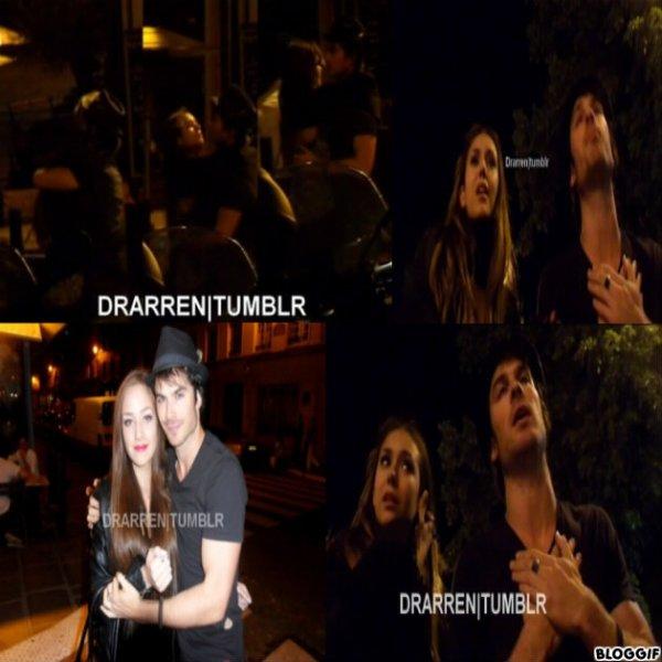 ARTICLE 13 | Nina et Ian à Paris + Ian à une convention au Philippine + Paul Wesley et Torrey DeVitto + Flashback de Joseph Morgan en Hongrie ( avec vidéo )