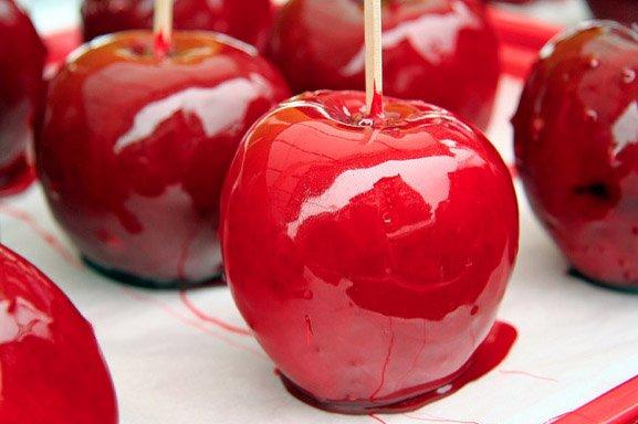 La pomme d'amour de Méline.