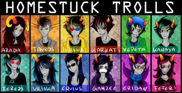 homestuck trolls