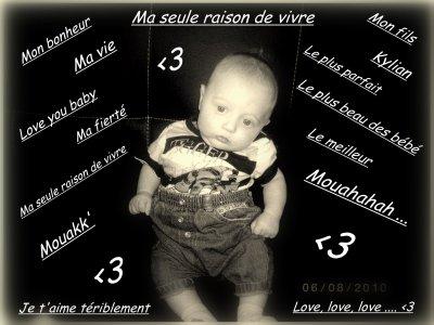 mon bb damour =)