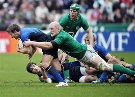 France / Irlande 04/03/2012 tournoi des 6 nations