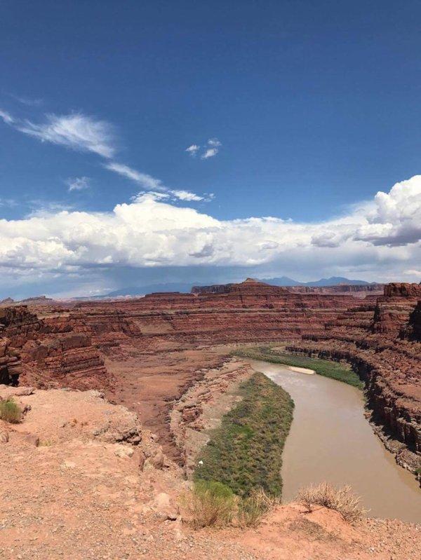 Colorado welcome in Utah