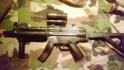 Système MP5 RAS