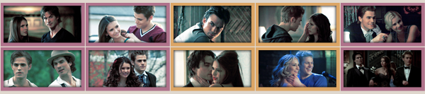 "THҼ VAMPIRҼ DIARIҼS ♥ la série qui as du mordant "" Entre dans l'univers des vampires de Mystic Falls """