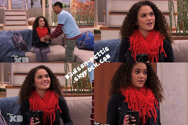 "Madison Pettis dans   ""Lab Rats"""