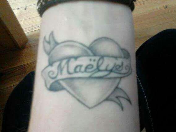 Le tatouage
