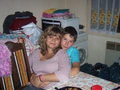 Mon fils adoré et sa copine Marina
