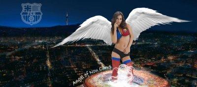 L'ange catalane