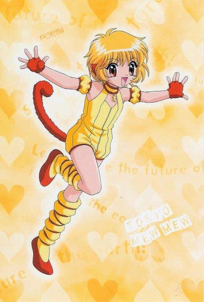 Mew Mew Power ! Kiki