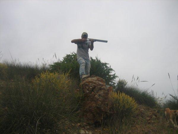 la chasse