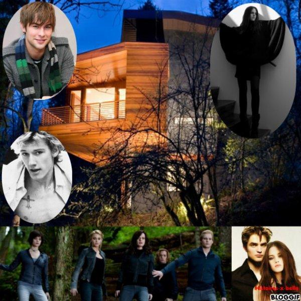 Chapitre 5 : Edward Cullen, un vampire.